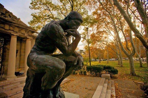 Autumn -- still thinking! Slow Study