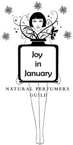 Joy in January perfume internet project