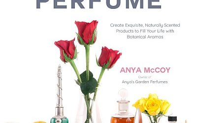 Homemade Perfume book by Anya McCoy July 31, 2018