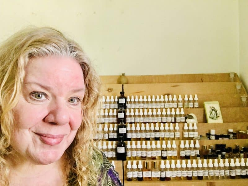 perfumer anya mccoy at perfume organ